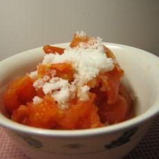 西红柿拌糖的做法