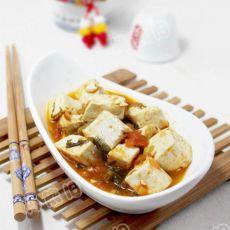 番茄雪菜豆腐
