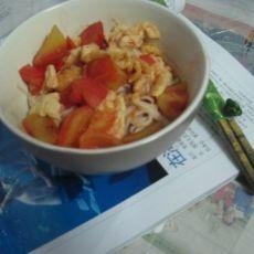西红柿打卤面