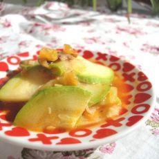 番茄西葫芦的做法