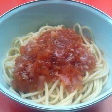 原味番茄酱意面