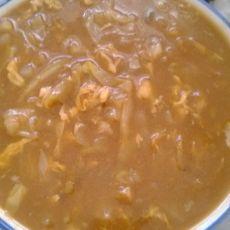 橄榄菜汤的做法