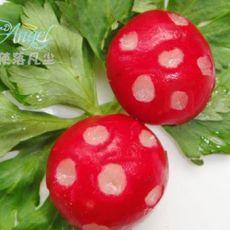 樱桃萝卜小蘑菇