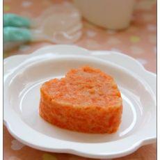 奶酪果味萝卜泥
