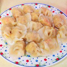 咖喱鸡肉饺子