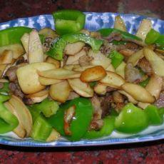 泰式咖喱鸡腿菇(原创首发)