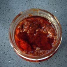 DIY西红柿香菇酱