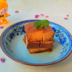 自制腌豆腐