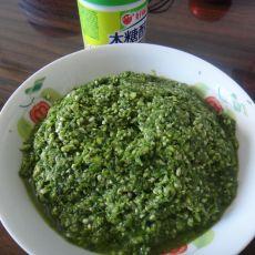韭菜花酱的做法