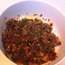 肉末辣椒酱的做法