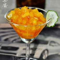 菠萝果酱的做法