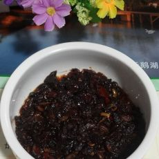 黑豆虾皮酱的做法