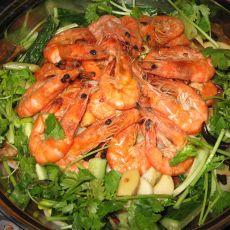 香辣虾的做法