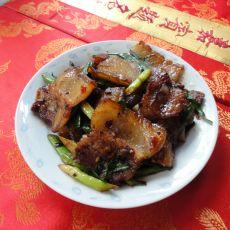 回锅肉的做法