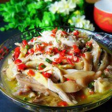 藤椒百味鸡的做法