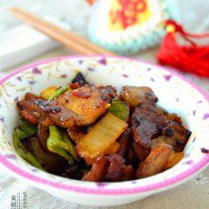 青椒洋葱回锅肉