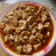 麻婆豆腐的做法