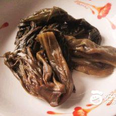 四川酸菜的做法