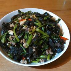 川菜鱼香肉丝的做法