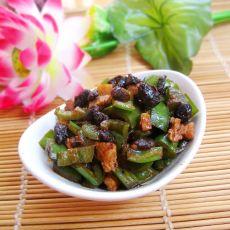 豆豉炒尖椒碎的做法