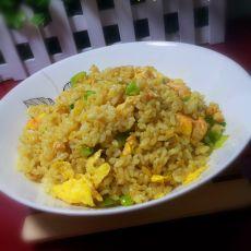 简易咖喱炒饭的做法