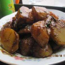 咖喱土豆块的做法