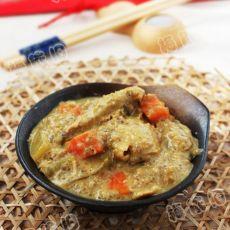 日式藜麦咖喱鸡块