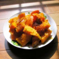 咖喱南瓜的做法