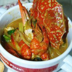 咖喱虾兵蟹将