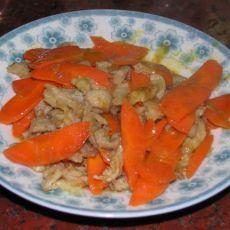 印尼咖喱肉片