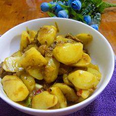 土豆咖喱牛肉