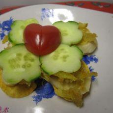 咖喱土豆黄瓜片的做法