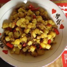 咖喱土豆的做法