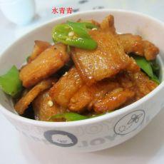 青椒咖喱肉