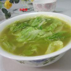 咖喱高汤白菜的做法