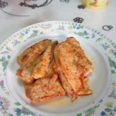 煎肉片的做法