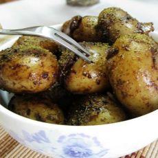 孜然酱土豆