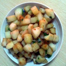 香煎小土豆
