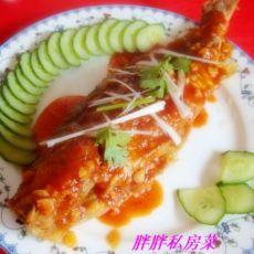 糖醋黄花鱼