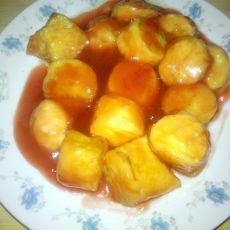 茄汁鸡蛋豆腐