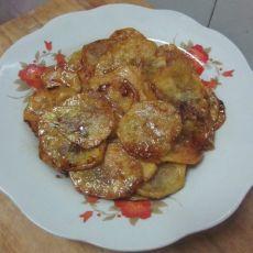 糖醋土豆片的做法