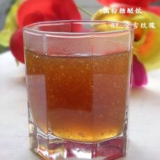 藕粉糖醋饮的做法