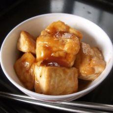 糖醋豆腐的做法步骤
