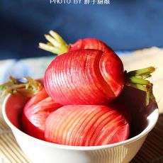 樱桃萝卜的做法