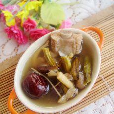 石斛党参排骨汤的做法
