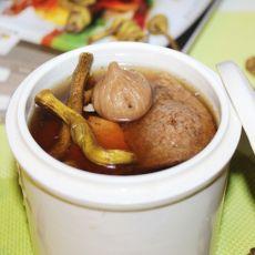 石斛炖瘦肉的做法