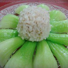珍珠糯米土豆丸子