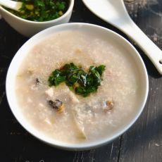 石螺香芋粥