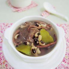 眉豆猪骨汤的做法