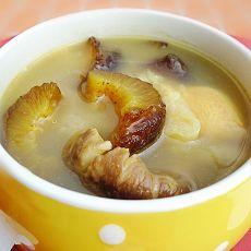 海参鸡肉汤的做法